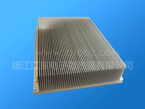 风冷电子散热器和铝型材电子散热器比较
